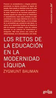 Educación y modernidad líquida
