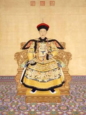 Té para el emperador Qianlong