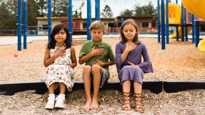 5 ejercicios divertidos de mindfulness para niños