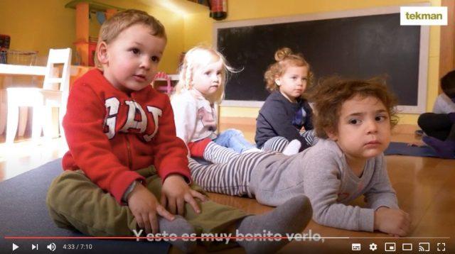 Mindfulness en el ciclo infantil