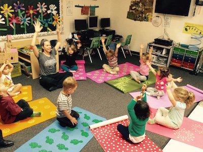 Mindfulness en la etapa infantil
